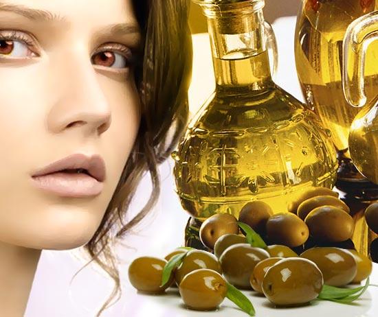 Масло из оливок – прекрасное питание для волос