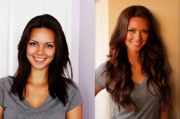 Мечтаете о длинных волосах? Вам поможет наращивание!