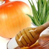 Мёд в сочетании с экстрактом алоэ - отличный витаминный коктейль для кудрей