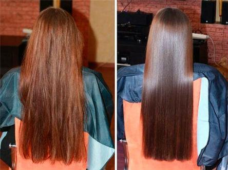 Медикаментозная реструктуризация волос - достаточно дорогая процедура