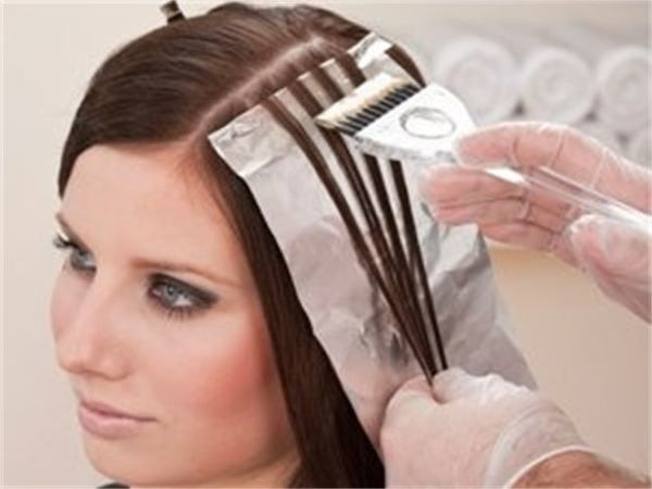 Мелирование – щадящая корни волос техника окрашивания