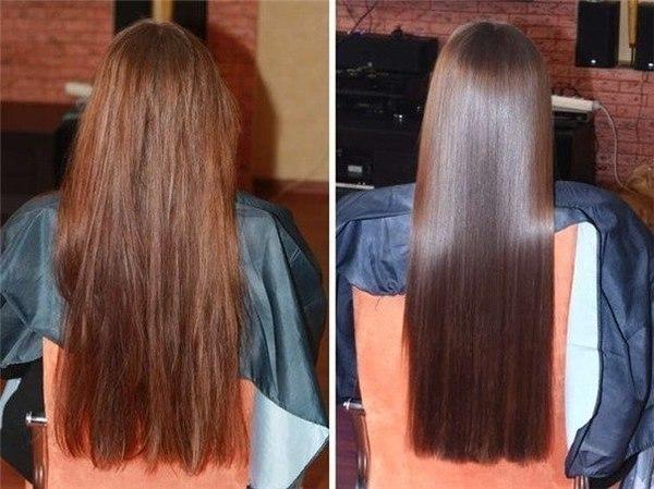 Многие девушки сомневаются можно ли мазать волосы подсолнечным маслом, конечно, не только можно, а нужно.
