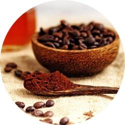 Молотый кофе и зеленый чай – идеальная стимуляция роста