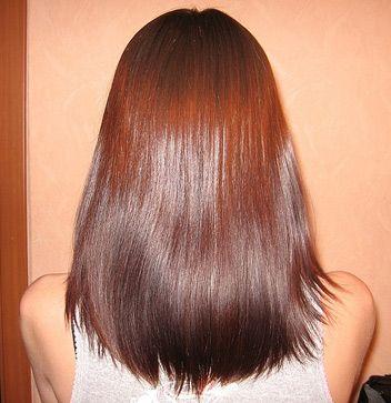 Можно получить более насыщенный цвет, если в отвар добавить луковую шелуху.