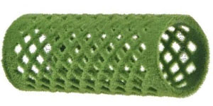 Мягкость материала бархатных бигуди создаёт приятные ощущения при использовании, а в результате - нежные кудряшки
