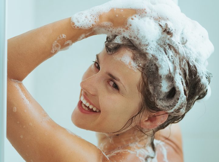 видео где красотки моют голову фото желанного