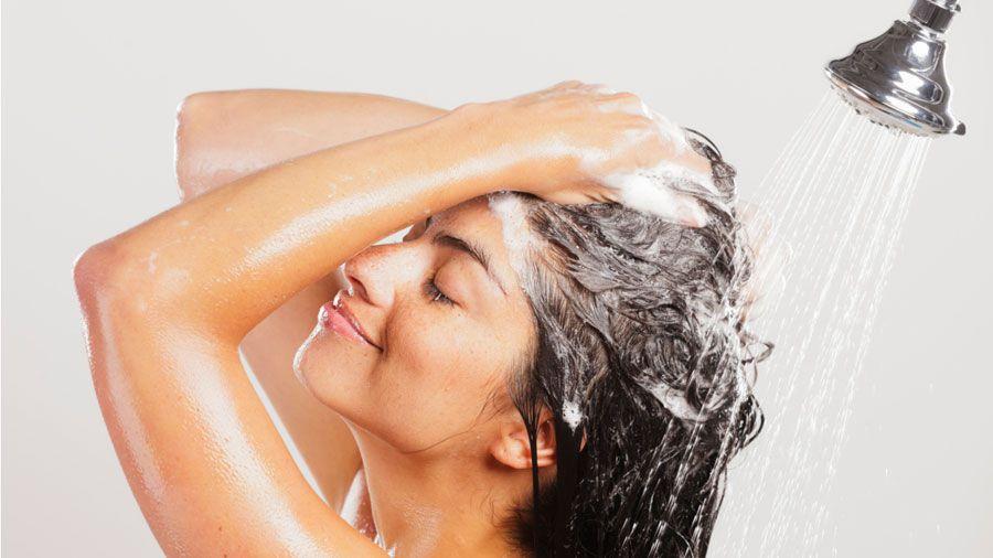 Картинки по запросу мытье головы
