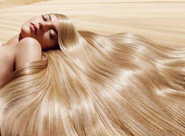 На фото - то состояние волос, к которому нужно стремиться