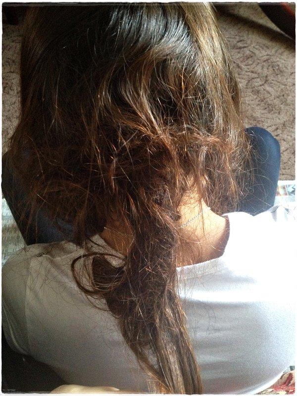 как распутать очень запутанные волосы