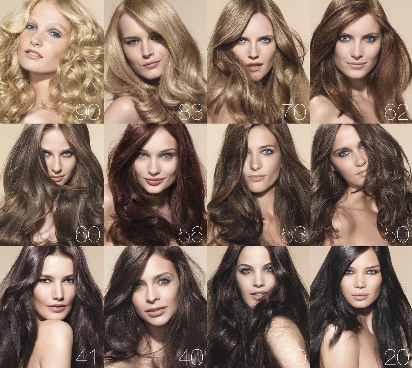 орловской холодные цвета волос палитра фото чем отличается