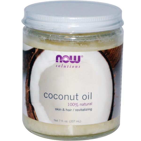 На фото изображена готовая продукция кокосового масла.