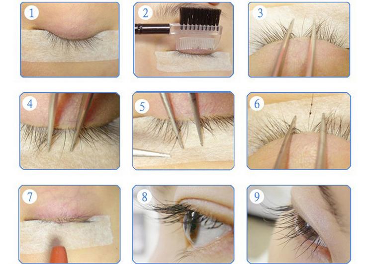 Ламинирование ресниц: суть, методика, фото до и после, отзывы