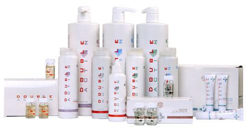 На фото показаны наборы для ламинирования итальянской марки «HAIR COMPANY».