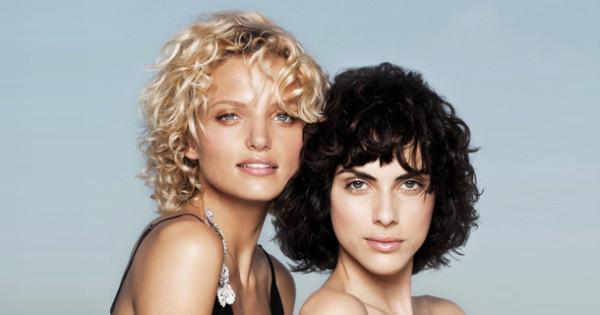 На выбор влияет в том числе длина и структура волос