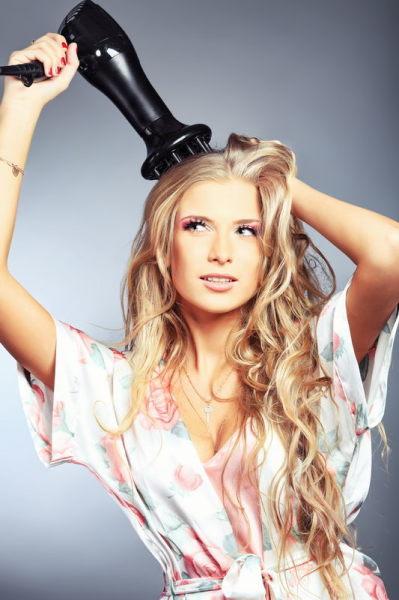 Насадка-диффузор подходит для любого типа волос, будь то длинные или короткие, тонкие или густые, жирные или сухие, ослабленные или здоровые