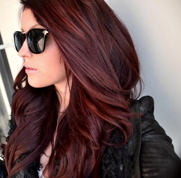 божоле фото цвет волос