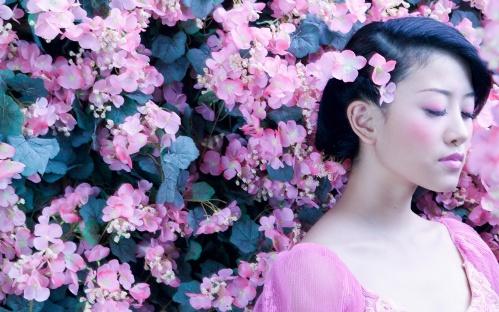 Натуральные компоненты – основа любого японского шампуня