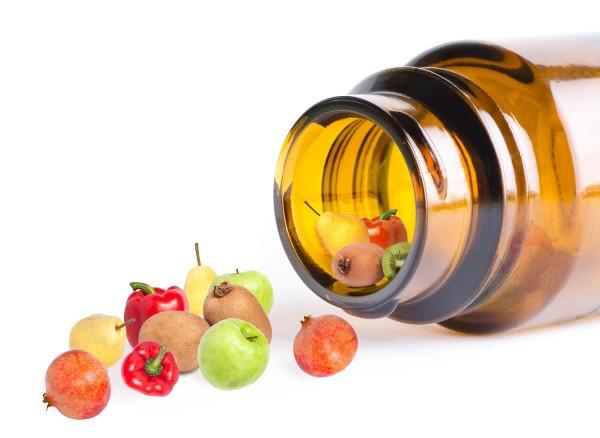 Не забывайте баловать себя и свой организм полезными витаминами