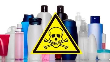 Некоторые компоненты в шампунях действуют на человеческий организм убийственно.