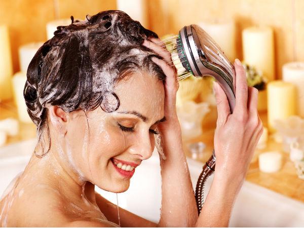 Некоторые виды силиконов смываются обычным шампунем