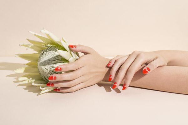 Необычный дизайн на ногтях можно сделать самостоятельно