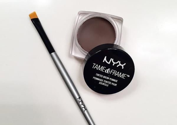 NYX – американский бренд, который качеством продуктов не уступает профессиональной косметике