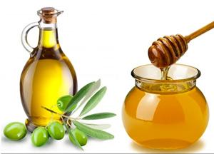 Оливковое масло и мед для волос – лучшее лекарство красоты