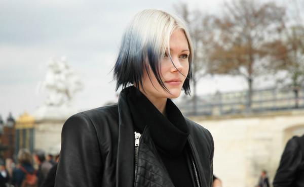 Омбре на светлые волосы Кэти Шиллингфорд