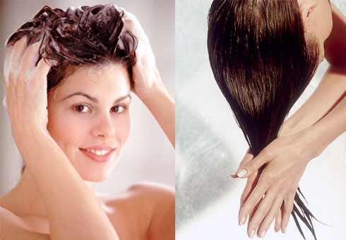 Ополаскивания не только уберут запах, но и принесут пользу волосам