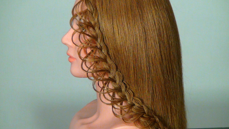 Колосок на короткие волосы (39 фото): способы создания модных причесок