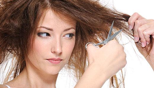 Ощущаете проблемы с волосами? Не спешите их стричь, попробуйте вылечить!