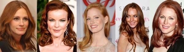 Осенний колорит голливудских знаменитостей