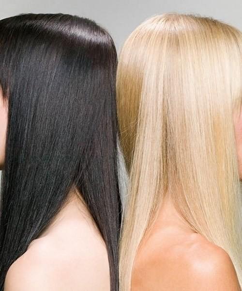 Осветление, то есть удаление пигмента из волосков, необходимо перед покраской темных прядей.