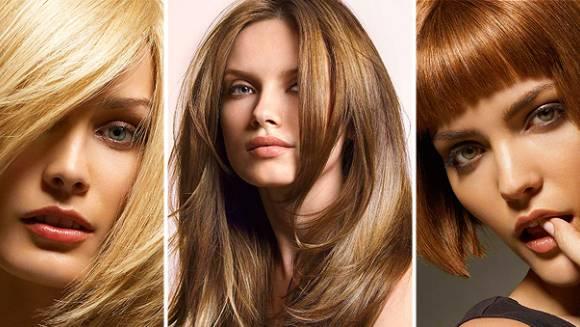 Отталкиваться при выборе тона следует от натурального цвета волос
