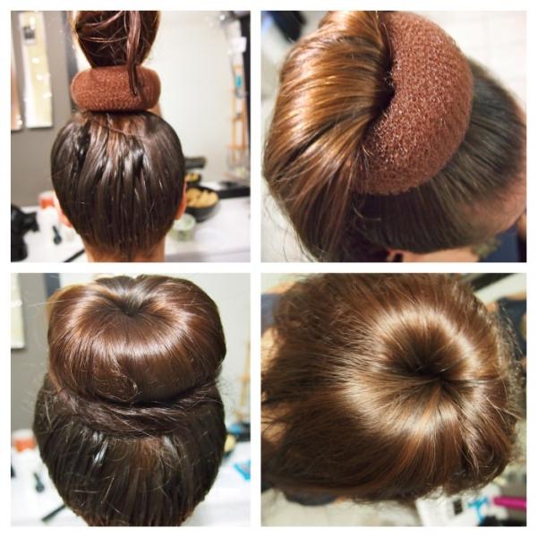 Ответ на вопрос, как пользоваться пучком для волос