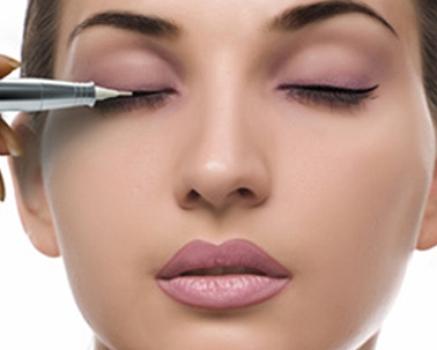 Перманентный макияж – процедура, не требующая особой подготовки со стороны клиента.