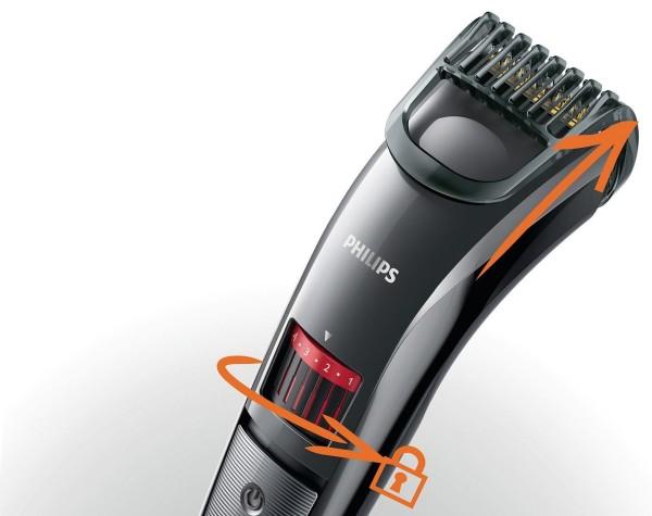 Philips QT-4015 – машинка аккумуляторного типа (цена – от 2800 руб.)