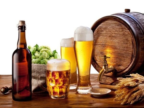 Пиво - простой способ разглаживания кудрей