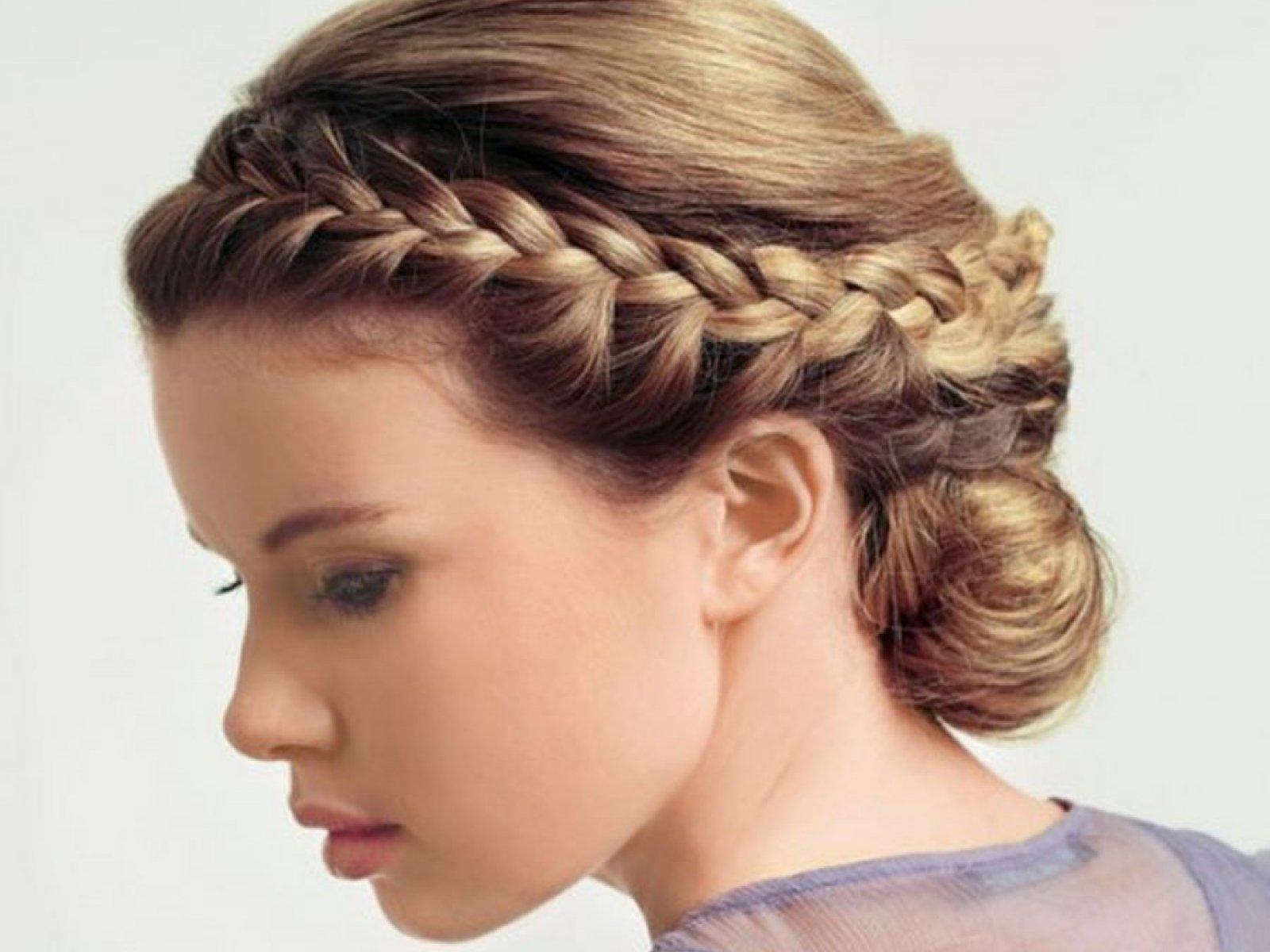 же, славянске, красивые плетения на длинные волосы фото несколько уроков профессионального