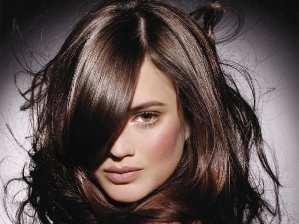 Подчеркните свою внешность изысканным оттенком волос