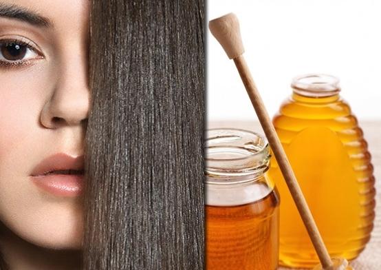 Польза меда для волос известна издавна.