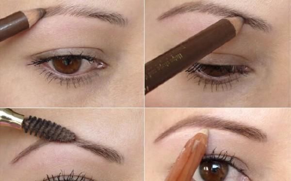 Попрактиковавшись, вы сможете самостоятельно делать макияж без помощи мастера