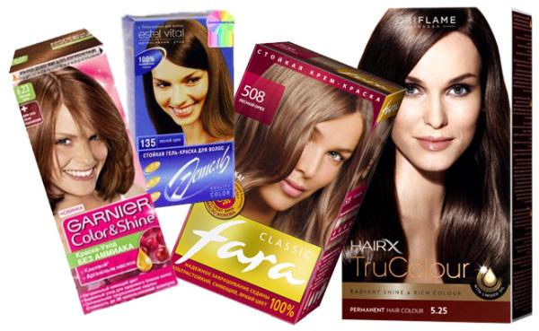 Популярные производители, имеющие в своей гамме модный цвет