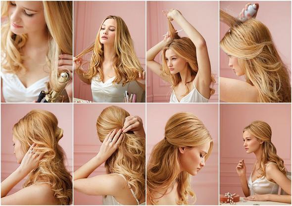 Пошаговые рекомендации как завить длинные волосы плойкой