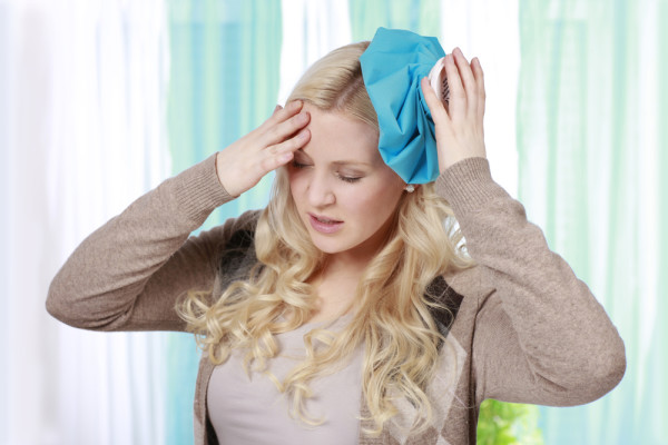 Потеря сознания после ушиба – первый признак сотрясения мозга