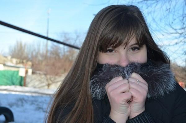 Пребывание на холоде без шапки может спровоцировать вспышку болезни
