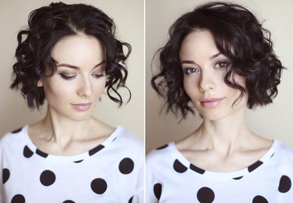 Преимущество конусной плойки в том, что она не имеет ограничений в длине волос