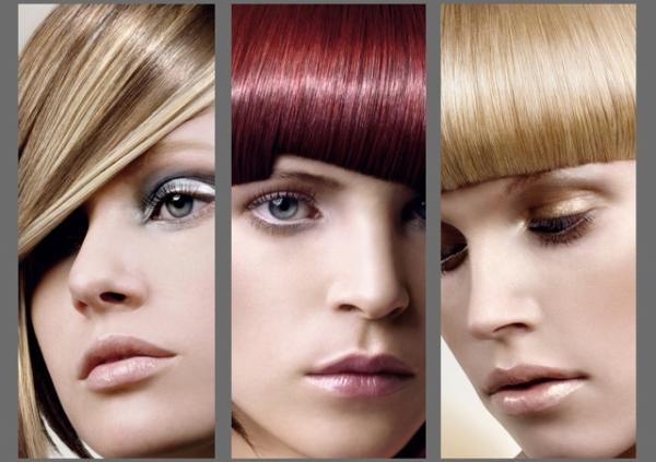 Преимуществом элюминирования является возможность получения стойкого цвета за счет проникновения глубоко внутрь волоса прямых красителей.