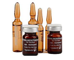 Препараты для подкожного введения, призванные ускорить рост волос.