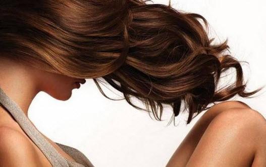 При регулярном ополаскивании, ваши локоны станут такими же красивыми, блестящими и здоровыми, как на этом фото.
